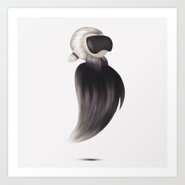 Karlito Art Print