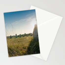 Menhirs de Lagatjar 2 Stationery Cards