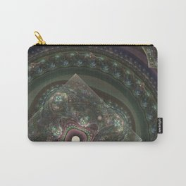 Center Squared by Knightengale Carry-All Pouch