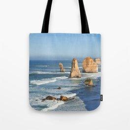 III - Twelve Apostles on the Great Ocean Road, Australia Tote Bag