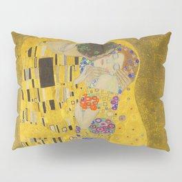Gustav Klimt The Kiss Detail Pillow Sham