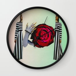 Protect Your Insides Wall Clock