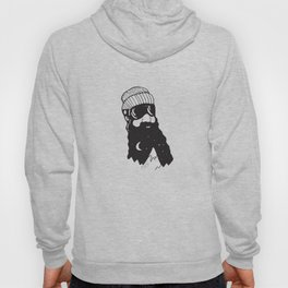 Snow Man Hoody