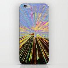 0255 bent iPhone & iPod Skin