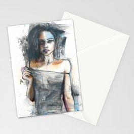 Berman Dark Stationery Cards