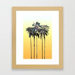 Hawaii Forest 3 Summer Framed Art Print