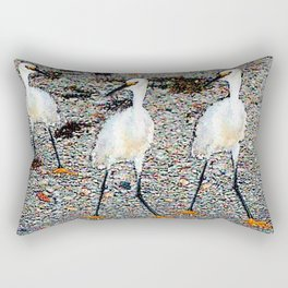 Playing with Nature Rectangular Pillow