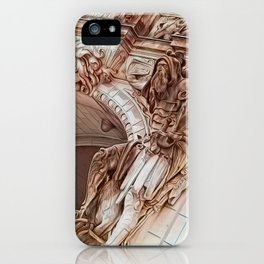 The Guards of Dresden iPhone Case