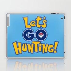 Let's Go Hunting! Laptop & iPad Skin