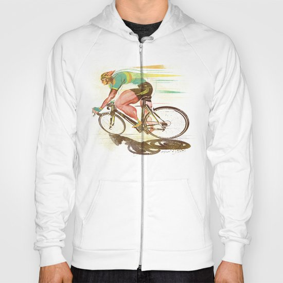 The Sprinter, Cycling Edition Hoody