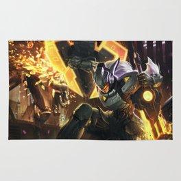 PROJECT Leona League Of Legends Rug