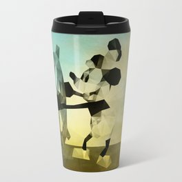 Mickey Mouse as Steamboat Willie Travel Mug