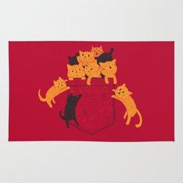 Pocket Cats Rug