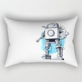 Revenge of the Appliances Rectangular Pillow