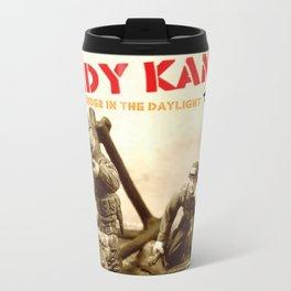 MURDER IN THE DAYLIGHT - EP ARTWORK Travel Mug