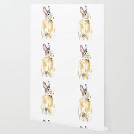 Hare Bunny Wallpaper