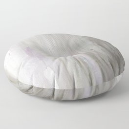 Lavender & Silver Floor Pillow