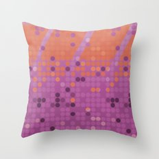 PO Dot Throw Pillow