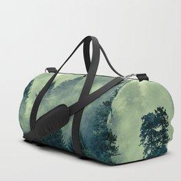 Lost In Space Duffle Bag