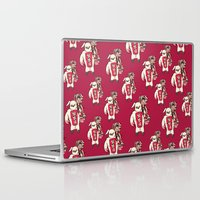 borderlands Laptop & iPad Skins featuring Yo seen my badonkadonks?  by Blanca Limón