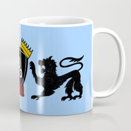 Pendragon Crest Coffee Mug