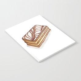 Desserts: Napoleon Notebook