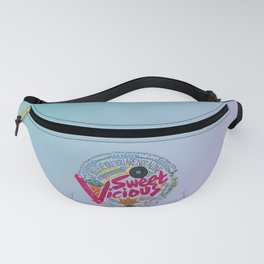 Sweet/Vicious Fanny Pack