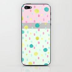 SELENE - NEAPOLITON CONFETTI CAKE iPhone & iPod Skin