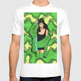 Badgalriri slime szn T-shirt
