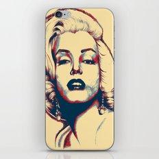 Hope Monroe iPhone & iPod Skin