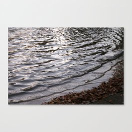 Treptower Park Fountain Canvas Print