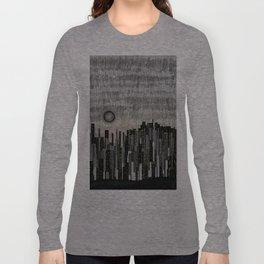 Silent City Long Sleeve T-shirt