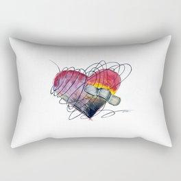 Art Ache Rectangular Pillow