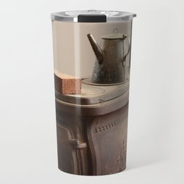 Warming at the Volcano Fort Stanton New Mexico Travel Mug
