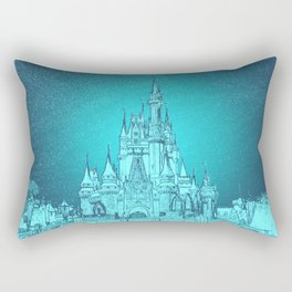 CINDERELLA CASTLE Rectangular Pillow