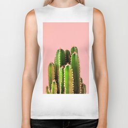 It's Cactus Time Biker Tank