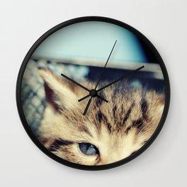 CAT, KATZE Wall Clock