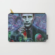 Hannibal Holocaust - They Live Return of the Living Dead Mads Mikkelsen  Carry-All Pouch