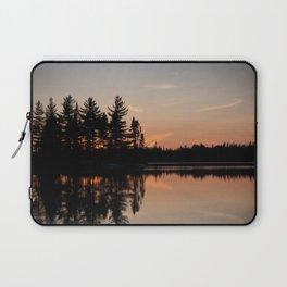Northern Sunset 002 Laptop Sleeve