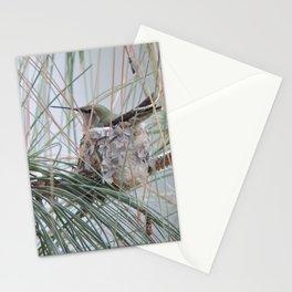 Pine Veil Nesting Stationery Cards