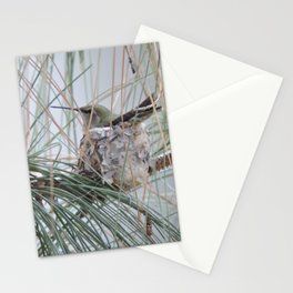 Pine Veil Nesting Stationery Cards
