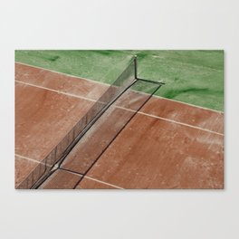 The Case for Taking a Break from Sports Canvas Print
