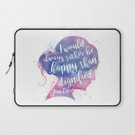 Jane Eyre  Laptop Sleeve