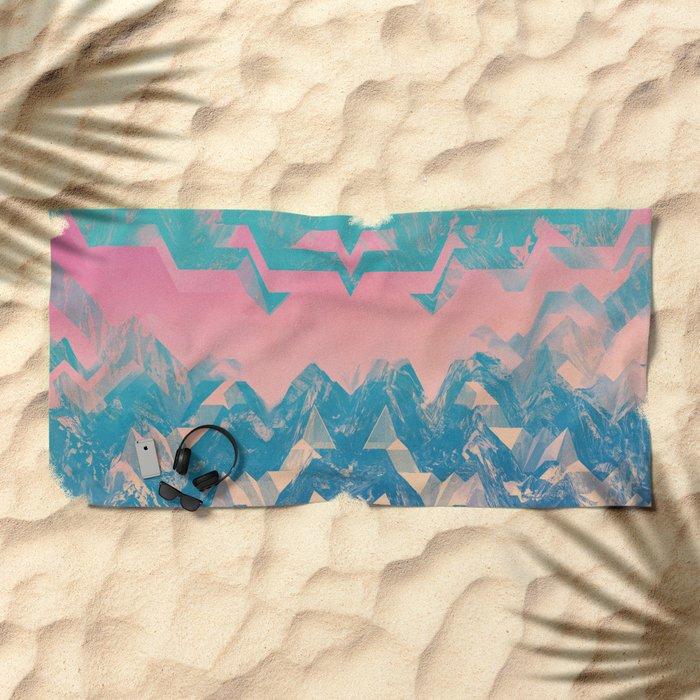 Valley Beach Towel