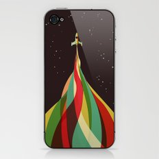 Kaleidoscope to the Stars iPhone & iPod Skin