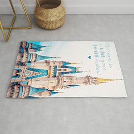 A Dream is a Wish Rug