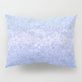mar de flores Pillow Sham