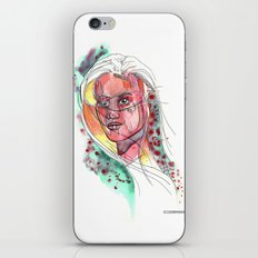 WINDWOMEN I @EdART iPhone & iPod Skin