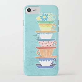 Not My Cup iPhone Case