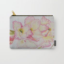Gladiolus watercolour Carry-All Pouch
